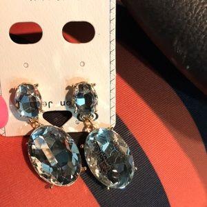 Jewelry - Crystal gem earrings